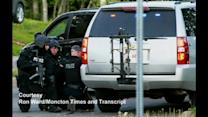 Police killed in Canada shooting