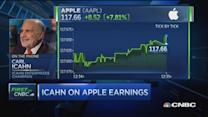 Carl Icahn: Apple should do bigger buyback