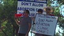 Pro-Life Group Protests New Abortion Clinic