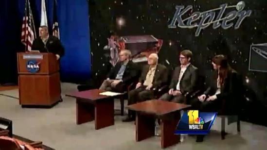 NASA discovers new planets with possible life