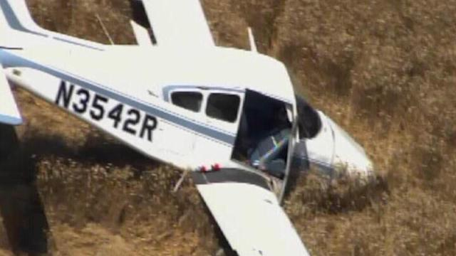 Two people injured in small plane crash in Granville County
