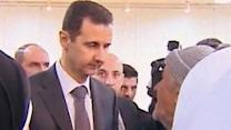 """Obama on Syria: Chemical weapons, if used, a """"game-changer"""""""