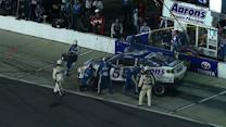 Pit road problems for Waltrip and Gordon