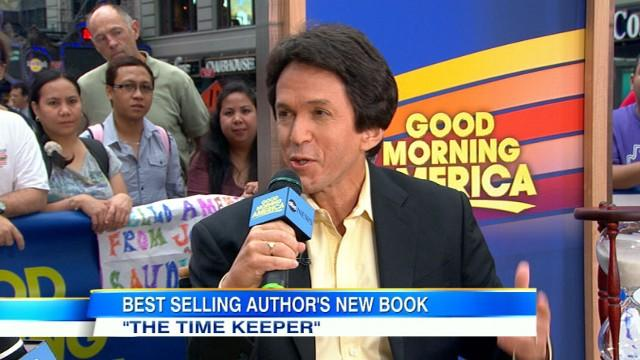 Best-Selling Author Mitch Albom Talks with