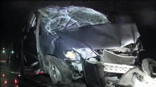 SUV struck by NJ Transit train in Burlco
