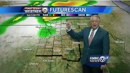 Mostly sunny skies return for your Thursday