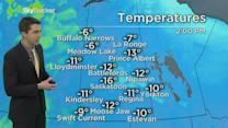 Saskatoon Weather Forecast: November 26