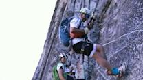 Primal Quest Day 2: Rappelling Lover's Leap