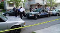 1 dead, 7 others hurt in overnight shootings