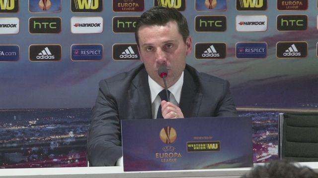 'I'm not disappointed with Juventus loss' - Montella