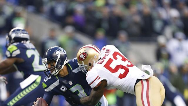 49ers star defends teammate, takes aim at media