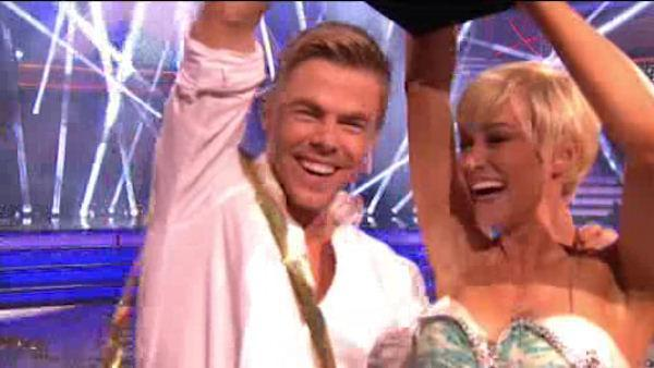 Winners crowned on' Dancing With The Stars'