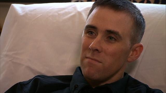 Injured officer on Watertown shootout: It was