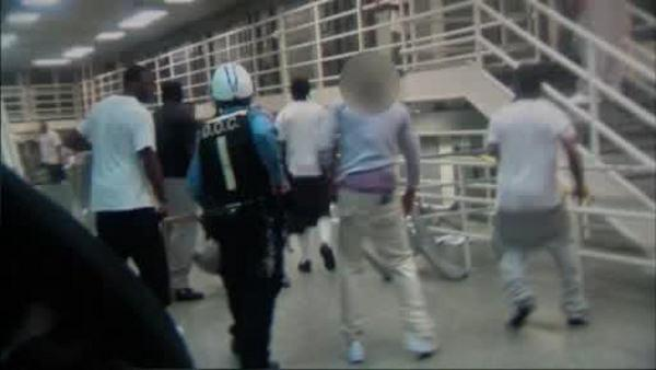 Rikers Island inmates get into hour-long brawl