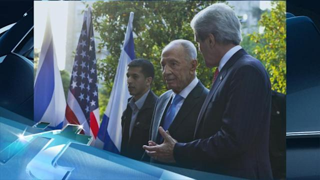 Breaking News Headlines: Peres Says Israel Must Overcome Skepticism About Peace