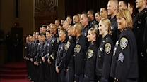 Oakland Police Chief upbeat about new officers