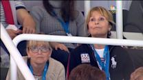 The Moms and Dads of Olympic Champions