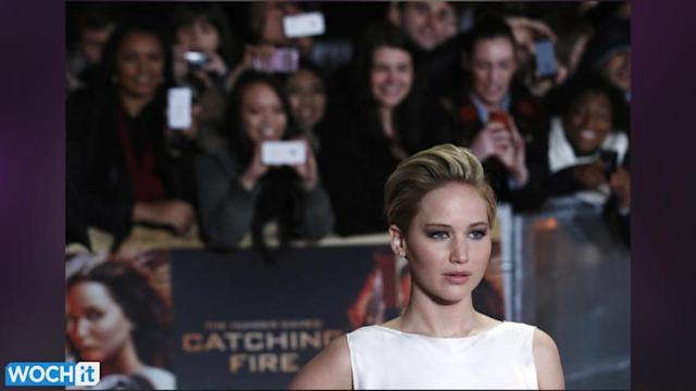 Jennifer Lawrence Talks About Wardrobe Malfunctions On The Set Of 'Hunger Games'!