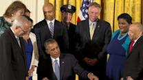 Obama Protects Gay, Transgender Workers