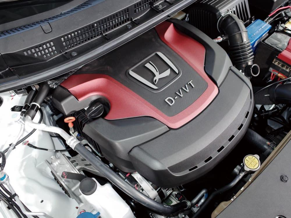 1.6升自然進氣引擎,在原廠的調教下,可輸出120hp/15.3kgm。