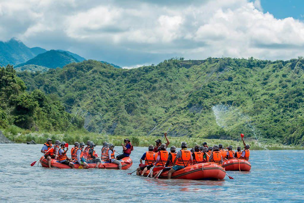 原鄉部落旅遊|奇美部落 圖片來源:雅比斯國際創意策略股份有限公司