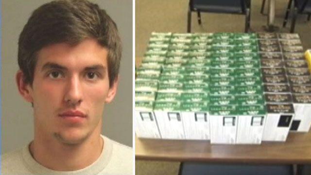 Teens steal shipment of law enforcement ammo