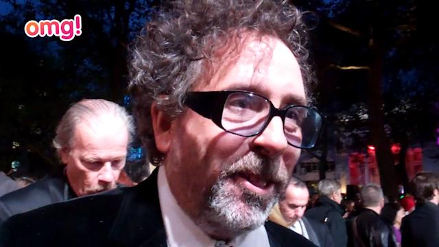 Tim Burton opens London Film Festival
