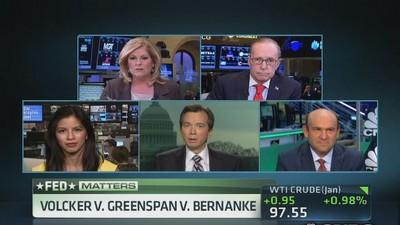 Paul Volcker conquered greatest crisis of all: Kudlow