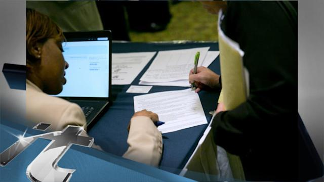 Social Issues Breaking News: Jobless Claims Up Slightly