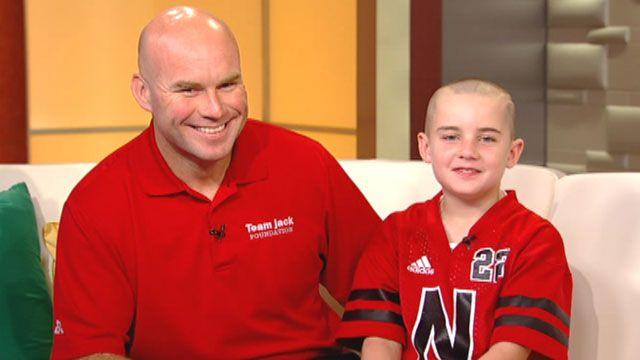 Update on little patient who took Husker Nation by storm