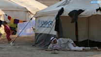 UN Says Iraq Humanitarian Crisis At Highest Level