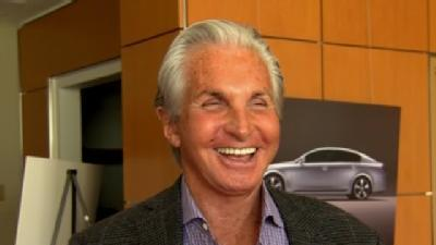 Web Extra: George Hamilton In Baltimore