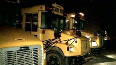 While You're Sleeping: School Bus Driver