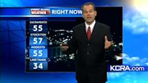 Northern California Forecast 11.4.12