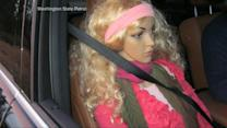 Washington State trooper catches driver using mannequin in carpool lane