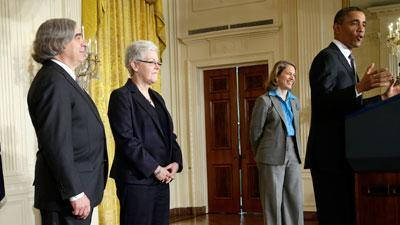 Obama Names New Energy Secretary, EPA Director