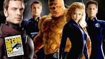 X-Men Apocalypse & Fantastic Four Details From Simon Kinberg - Comic-Con 2014