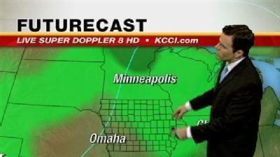Video Forecast: Thunderstorms By End Of Week