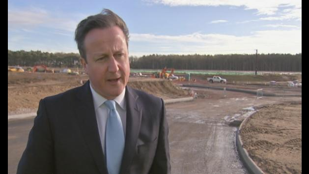 Cameron: Banking system 'stronger' under this Government