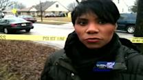Two bodies found in driveway of south side home