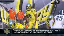 Will the Tennessee Titans trade the number 2 pick for Philip Rivers?