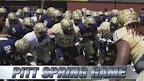 2015 Pittsburgh Football Spring Game Highlights