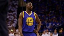 RADIO: Draymond Green's accidental kick is far from accidental