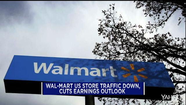 Wal-Mart's woes; Kohl's climbs; Cisco cuts jobs