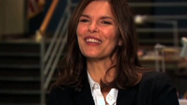 Jeanne Tripplehorn on joining