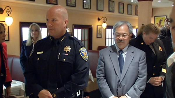 First responders of Asiana crash at SFO honored