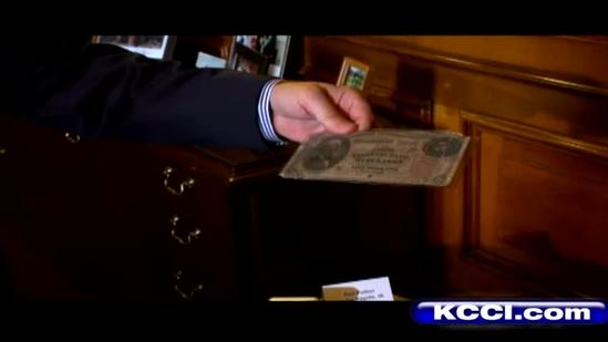 Iowa to auction unclaimed items on eBay