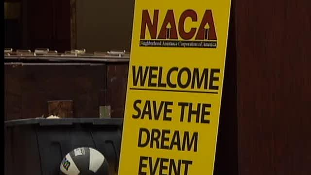 Non-profits and NACA clash over mortgage help