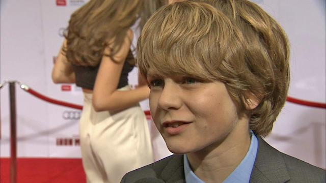 'Iron Man 3' kid actor talks experience