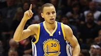 Stephen Curry on Warriors' title chances